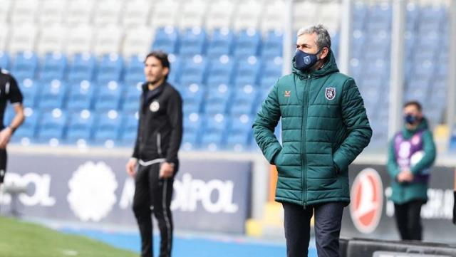The last champion, Başakşehir, lost again in the drop line and after the match, Aykut Kocaman said, 'I am satisfied with the result.'