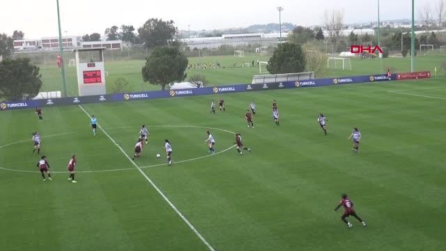 SPOR Gol kraliçeliğinde Zelal ve Bassira Tourre 5 golle ilk sırada