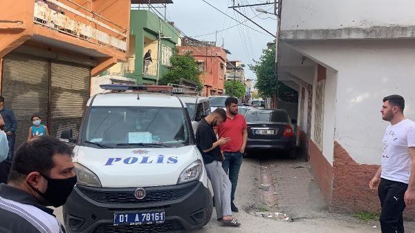 ADANA TÜFEKLE BAŞINDAN VURULMUŞ HALDE ÖLÜ BULUNDU; POLİS, KAÇAN ARKADAŞINI ARIYOR