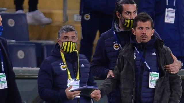 Emre Belözoğlu started out in the tension with the Kasımpaşa staff with the words 'You don't have a football player, you will respect me'.