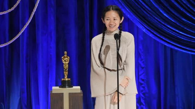 En İyi Yönetmen Ödülü'nü alan Chloe Zhao, bir ilki başardı
