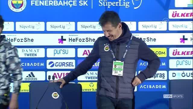 Fenerbahçe-Kasımpaşa maçının ardından - Emre Belözoğlu