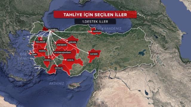 İstanbul'da beklenen 'büyük deprem' için eylem planı hazır! Tahliye gemileri hazır bekleyecek