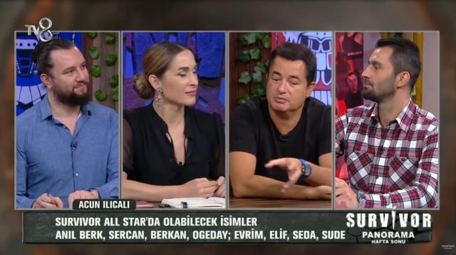 Survivor All Star için hazırlıklara başlayan Acun Ilıcalı, teklif götüreceği 8 yarışmacıyı açıkladı