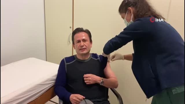 Tuzla Belediye Başkanı Dr. Şadi Yazıcı: 'Salgına karşı en güçlü silahımız aşı'