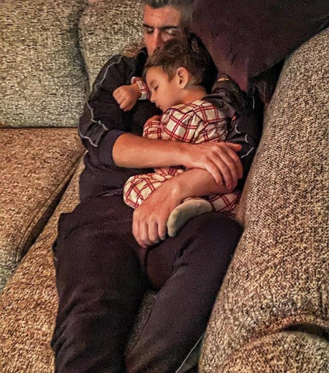 3 yaşındaki oğlundan10 gündür haber alamayan Özcan Deniz, eski eşi Feyza Aktan'dan şikayetçi oldu