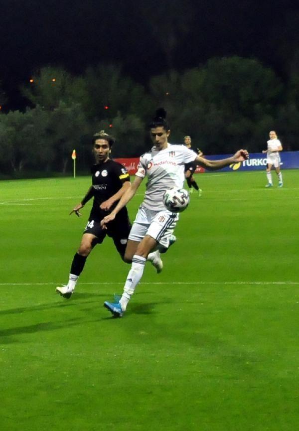 SPOR Beşiktaş Kadın Futbol Takımı yarı finalde
