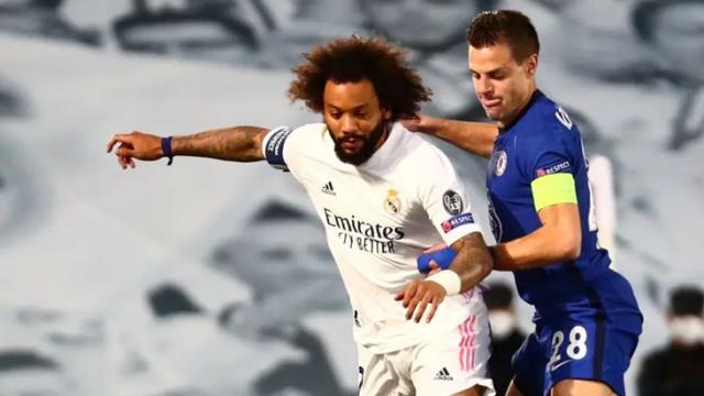İspanya'daki seçimlerde sandık görevlisi tayin edilen Real Madridli Marcelo, Chelsea deplasmanında forma giyemeyecek