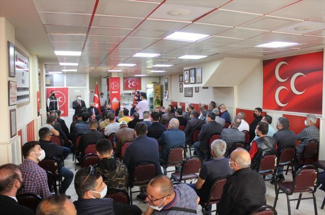 Manisa'da İYİ Parti'den istifa edip MHP'ye geçen partili sayısı 135'e yükseldi