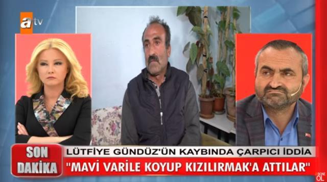 Müge Anlı'da kan donduran iddia: 8 yıldır aranan kadın varile konulup Kızılırmak'a atıldı