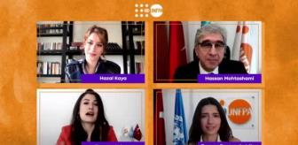 Hazal Kaya: Oyuncu Hazal Kaya, BM Nüfus Fonu Türkiye'nin İyi Niyet Elçisi seçildi