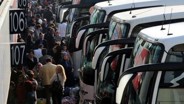 Şehirler arası yolcu otobüslerine yüzde 50 zam geliyor