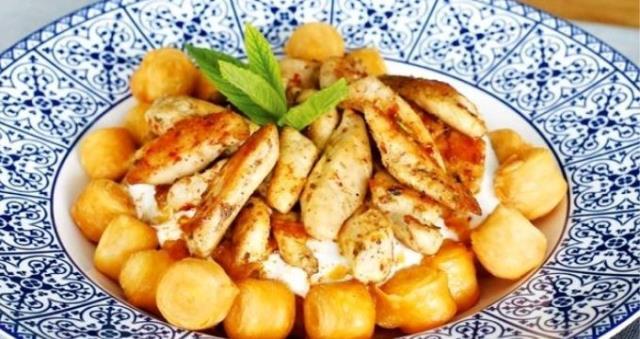 17.Gün iftar menüsü! 29 Nisan Perşembe 2021 Ramazan iftar menüsü
