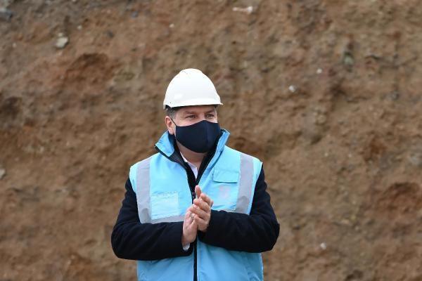 Bandırma ve Erdek'e 146 milyon TL'lik alt yapı yatırımı