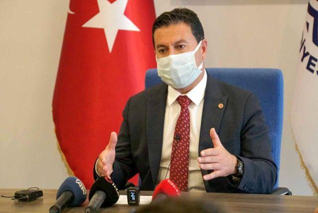 Başkan Aras, Bodrum'da tam kapanma süreci ile ilgili değerlendirmelerde bulundu