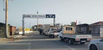 Ezine: KIRIKKALE - 'Kilit kavşak' Kırıkkale'de 'tam kapanma' öncesi yoğunluk sürüyor