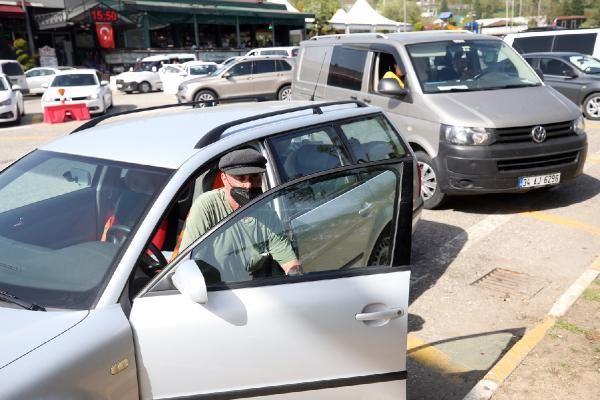 Dinlenme tesisinde otomobilden inen kadın geri dönmedi