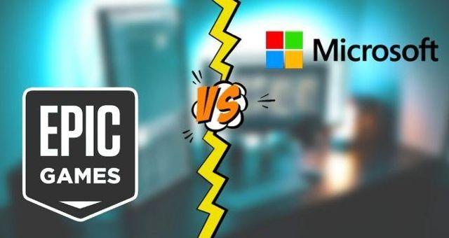 Epic Games ve Microsoft arasında ipler gerilmeye devam ediyor! Epic Games, xCloud'a neden oyun sunmadığını açıkladı!
