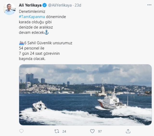 İstanbul Valisi Yerlikaya'dan tam kapanmaya saatler kala önemli uyarı: Belgeleri olmayanlara kesinlikle işlem yapılacak
