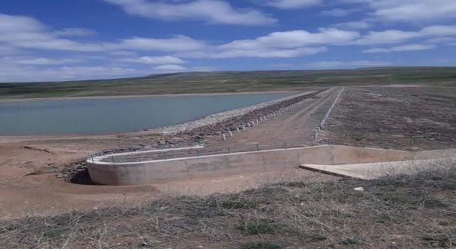 Köseler mahallesine yapılacak sulama göleti için imzalar atıldı