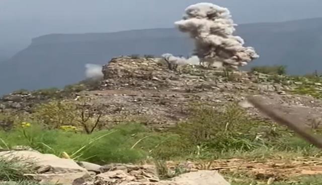 PKK'lı teröristlerin mağarasından en görüntüler! Kahraman Mehmetçik inlerine girdi