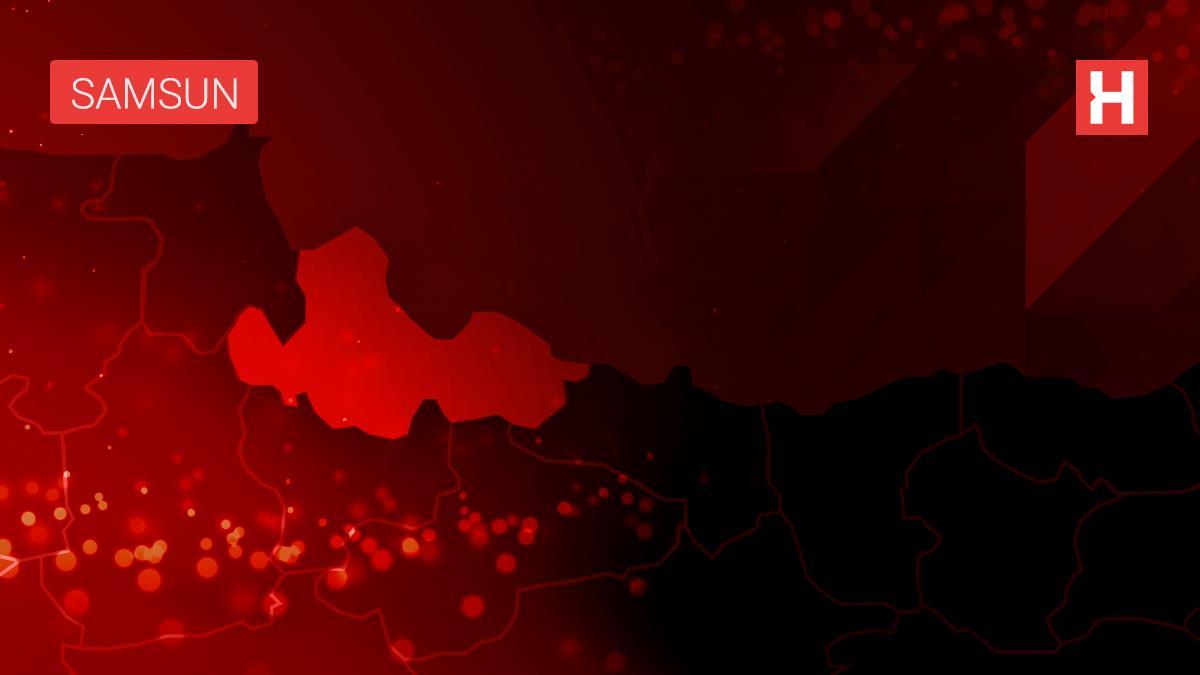 Son dakika haberi... Samsun'da iki otomobil çarpıştı 1 kişi öldü