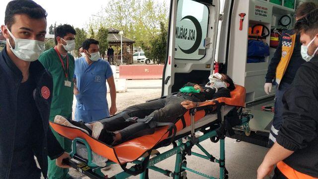 Son dakika: Samsun'da parkta saldırıya uğrayan 17 yaşındaki genç hastanelik oldu