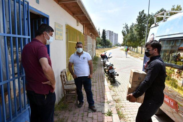 Tarsus Belediyesinden vatandaşlara Ramazan desteği