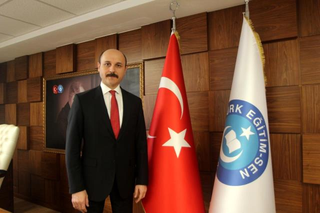Son dakika... Türk Eğitim-Sen Genel Başkanı Geylan: 'Suudi Arabistan, Türk ve Türkiye düşmanlığına çocukların eğitimini de alet etmektedir'