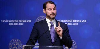 Naci Ağbal: 128 milyar doları eritme fikri kimden çıktı?