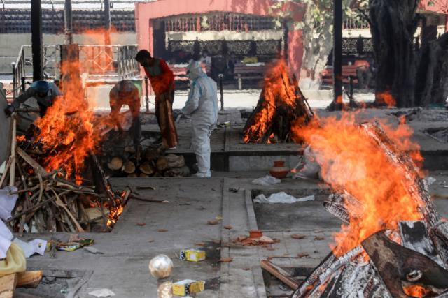 Cansız bedenlerin sokakta yakıldığı ülkenin sağlık bakanı: En düşük ölüm oranı bizde