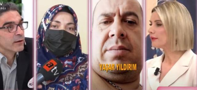 Esra Erol'un programına damga vuran olay: Ben Yaşar'a kaçtım kocam da eve kadın getirdi