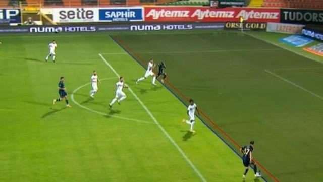 Fenerbahçe maçında kural hatası var mı? IFAB Fenerbahçe Alanyaspor maçında tartışmalı pozisyon için ne diyor?