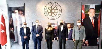 Ömer Gülsoy: Hırvatistan'ın Ankara Büyükelçisi Cvitanovic'ten KTO'ya ziyaret