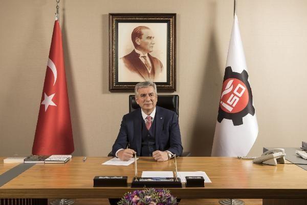 İSO Başkanı Bahçıvan: 'Çek tahsili ve icrası kararı, piyasalarda ciddi bir belirsizliğe yol açtı'