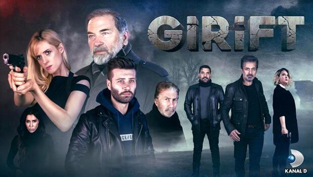Kanal D Dijital özel dizisi 'Girift' başlıyor...
