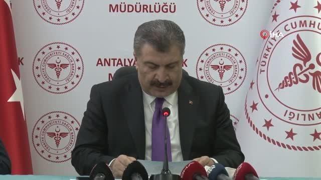 Son dakika haber! Sağlık Bakanı Koca: 'Sputnik V aşısının acil kullanımına onay bugün verildi'