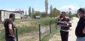 Tuzluca: Su kanalına düşen minik Eymen boğularak hayatını kaybetti