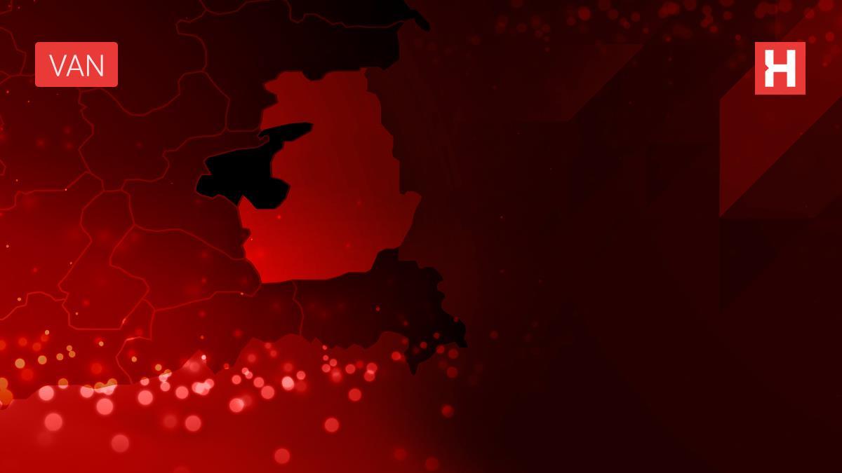 Van'da Hak-İş üyeleri, 1 Mayıs Emek ve Dayanışma Günü dolayısıyla açıklama yaptı