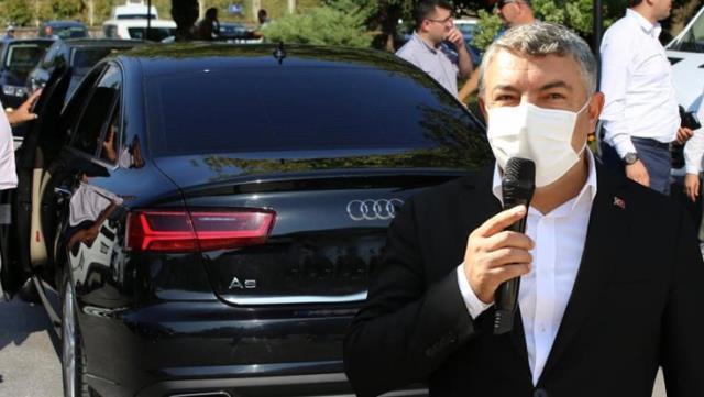 Başkan Şayir, yardım kolileriyle yüklü 10 aracı tek tek uğurladı