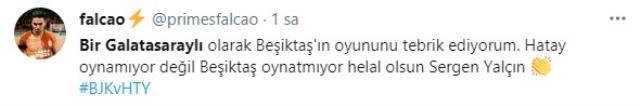 Fenerbahçe ve Galatasaraylı taraftarların Beşiktaş'ı tebrik ettiği paylaşımlar sosyal medyaya damga vurdu