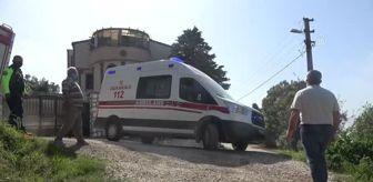 Mustafa Duran: Gemlik'te traktörden düşen sürücü yaralandı