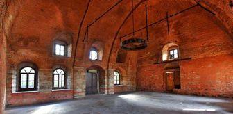 Millet Kütüphanesi: Tarihi Esgher Sinagogu restore edilerek kütüphane oluyor