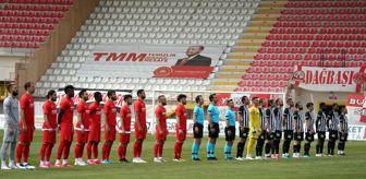 Rıdvan Şimşek: TFF 1.Lig: Ümraniyespor: 0 Altay: 1