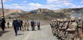 Halil Başer: Son dakika haberi... Tunceli'de 11 yıl önce PKK'lı teröristler tarafından şehit edilen askerler anıldı