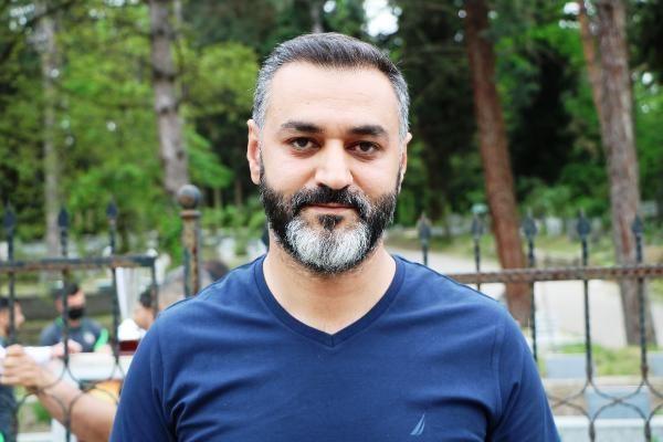 Son dakika haberi... SPOR Diyarbekirspor, şampiyonluk kupasını Şehit Gaffar Okkan'ın mezarına götürdü