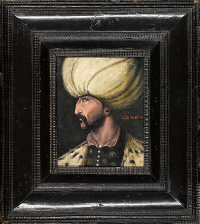 Ekrem İmamoğlu duyurdu: Rekor fiyata satılan Kanuni tablosu İBB'ye hediye edildi
