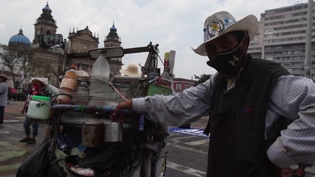 GUATEMALA - 1 Mayıs Emek ve Dayanışma Günü