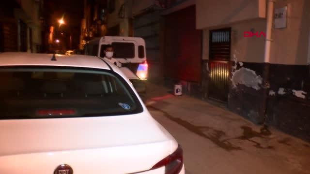 Pompalı tüfekle polisten kaçan şüpheli, saklandığı evin damında yakalandı