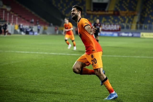 Süper Lig: Gençlerbirliği: 0 - Galatasaray: 2 (Maç sonucu)